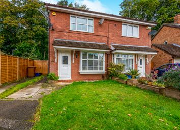 Thumbnail 2 bed semi-detached house for sale in Keyham Court, The Glades, Northampton