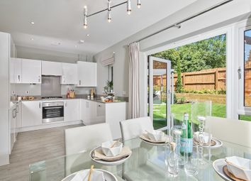 Thumbnail 3 bed semi-detached house for sale in Hertsmere Mews, Shenley Road, Borehamwood, Hertfordshire