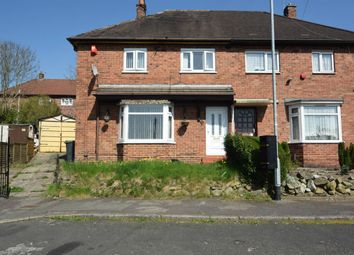 Thumbnail 3 bed semi-detached house for sale in Burnett Place, Stoke-On-Trent, Staffordshire