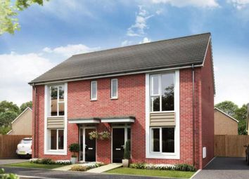 Thumbnail 3 bed semi-detached house for sale in Tayleur Leas, Newton Le Willows