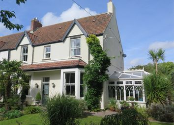 Thumbnail 4 bed semi-detached house for sale in Elmhurst, Eastertown, Lympsham, Somerset