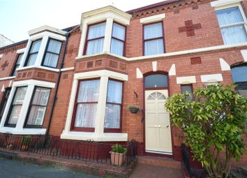 Thumbnail 3 bed terraced house for sale in Langham Avenue, Aigburth, Liverpool