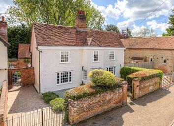 Thumbnail 4 bed detached house for sale in Church Street, Blackmore, Ingatestone, Essex