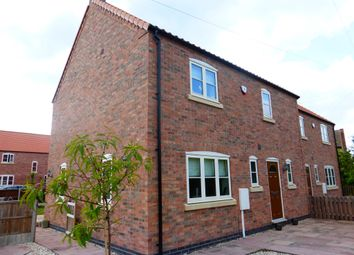 Thumbnail 3 bed semi-detached house for sale in Chestnut Court, Normanton-On-Trent, Newark