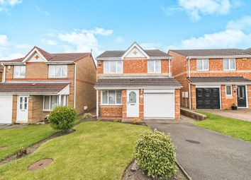 Thumbnail 3 bed detached house for sale in Conway Close, Ryton