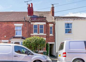 Thumbnail 4 bed terraced house for sale in Arden Street, Earlsdon, West Midlands, Coventry