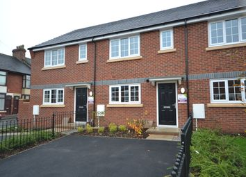Thumbnail 3 bed terraced house to rent in Eagle Street, Hanley, Stoke-On-Trent, Staffordshire