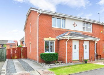 Thumbnail 2 bed semi-detached house for sale in 27 Corbiewynd, Edinburgh, City Of