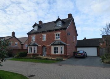 Thumbnail 5 bed detached house for sale in Wellcroft Gardens, Lymm, Warrington, Cheshire