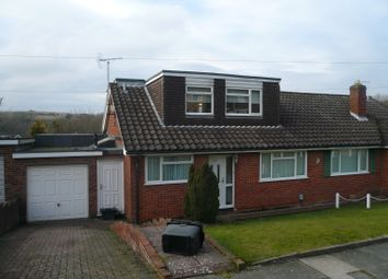 Thumbnail 4 bed semi-detached house to rent in Hangleton Valley Drive, Hove
