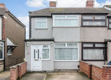 Thumbnail 3 bedroom semi-detached house for sale in Third Avenue, Dagenham, Essex