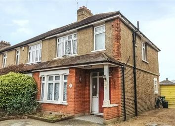 Thumbnail 3 bedroom semi-detached house for sale in Penton Road, Staines-Upon-Thames, Surrey