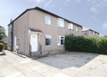 Thumbnail 2 bed flat for sale in 62 Croftend Avenue, Croftfoot, Glasgow