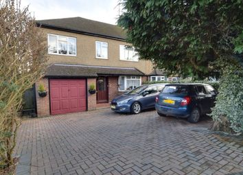 Thumbnail 5 bed semi-detached house for sale in Bell Lane, Amersham, Buckinghamshire
