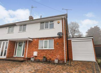 3 bed semi-detached house for sale in Coleridge Close, Headless Cross, Redditch B97