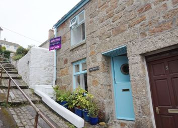 Thumbnail 2 bed cottage for sale in Church Street, Penzance