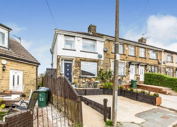Thumbnail 3 bed end terrace house for sale in Weston Avenue, Queensbury, Bradford