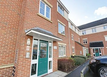 Thumbnail 1 bed flat to rent in Moorcroft House, Chesterfield, Derbyshire