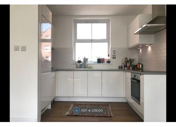 Thumbnail 2 bed flat to rent in Nevill Road, London