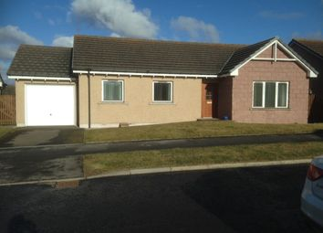 Thumbnail 3 bed detached bungalow for sale in Adamson Drive, Laurencekirk