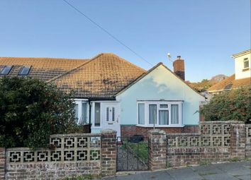 Thumbnail 2 bed bungalow for sale in Westfield Avenue, Saltdean, Brighton, East Sussex