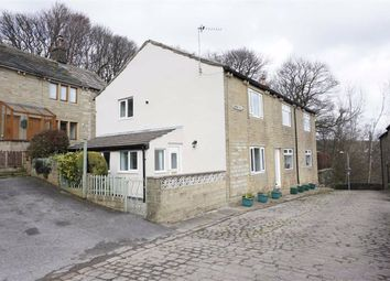 Thumbnail 2 bed terraced house to rent in Binns Hill, Warley, Halifax