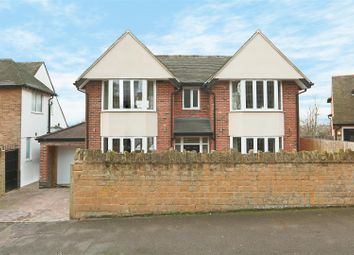 Thumbnail 4 bedroom detached house for sale in Harlaxton Drive, Lenton, Nottingham
