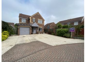 Thumbnail 4 bed detached house for sale in Bentley, Doncaster