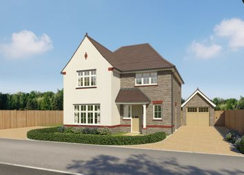 Thumbnail 4 bed detached house for sale in Glenwood Park, Old Bideford Road, Barnstaple