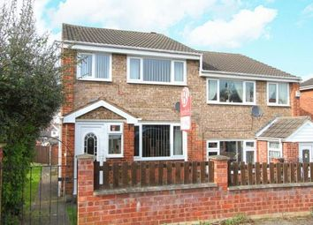 Thumbnail 3 bed semi-detached house for sale in Nethermoor Close, Killamarsh, Sheffield, Derbyshire