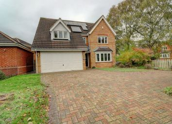 Thumbnail 4 bed detached house for sale in Frogwell Park, Chippenham