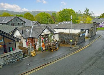 Thumbnail Commercial property for sale in Main Street, Hawkshead, Cumbria