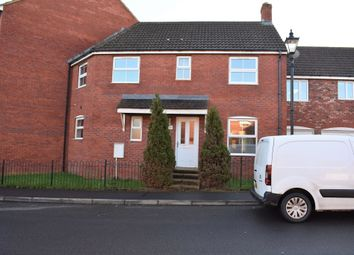 Thumbnail 3 bed terraced house to rent in Abbey Manor Park, Yeovil, Somerset