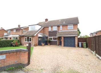 Thumbnail 4 bed detached house for sale in Palmer Road, Sutton On Trent, Newark