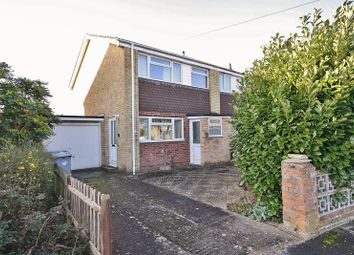 3 bed semi-detached house for sale in Abbey Road, Witney OX28