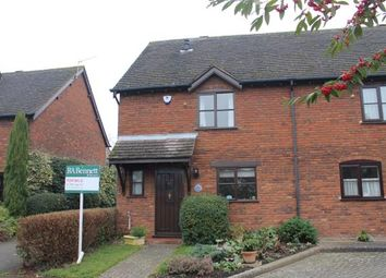 Thumbnail 3 bed end terrace house for sale in Old Town Mews, Old Town, Stratford-Upon-Avon