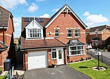 Thumbnail 4 bedroom detached house for sale in Weald Park, Kingswood, Hull