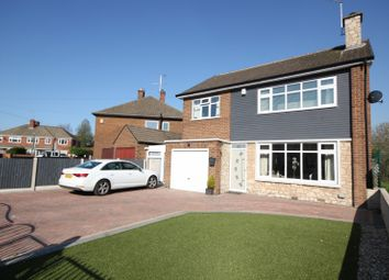 Thumbnail 3 bed detached house for sale in Valley Road, Worksop