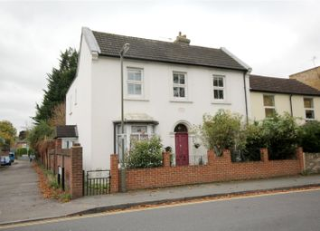 Thumbnail 2 bed maisonette for sale in Bond Street, Englefield Green, Egham, Surrey