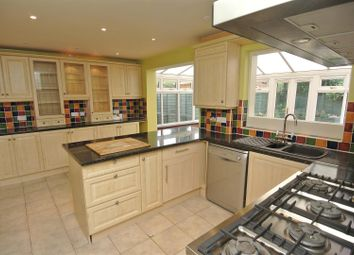Thumbnail 4 bed detached house to rent in Princess Marys Road, Addlestone