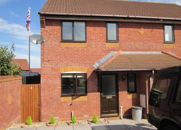 Thumbnail 2 bed semi-detached house to rent in Mariners Way, Watchet