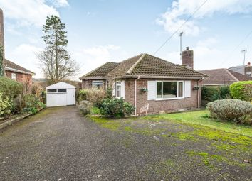 Thumbnail 3 bed detached bungalow for sale in Wolversdene Road, Andover
