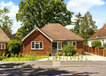 Thumbnail 3 bedroom detached bungalow for sale in Florence Road, Fleet, Hampshire