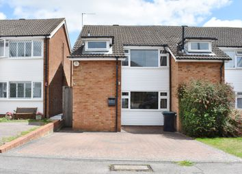 Thumbnail 3 bed semi-detached house for sale in The Crescent, Abbots Langley, Watford