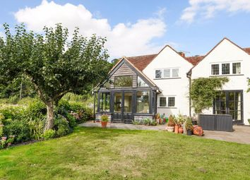 Thumbnail 4 bedroom detached house for sale in Church Road, Farley Hill