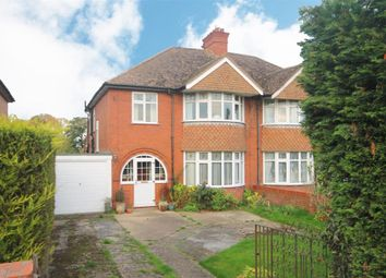 Thumbnail 4 bed semi-detached house for sale in Aston Clinton Road, Weston Turville, Aylesbury