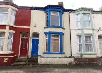 Thumbnail 3 bed terraced house for sale in St. Davids Road, Anfield, Liverpool, Merseyside