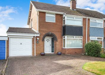 Thumbnail 3 bed semi-detached house for sale in Long Lane South, Middlewich