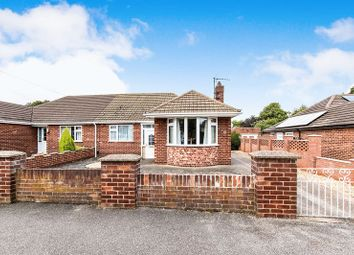 Thumbnail 3 bed semi-detached bungalow for sale in Broadway, Lincoln