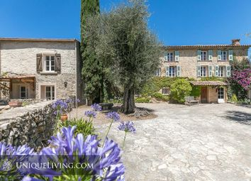 Thumbnail 7 bed villa for sale in Le Rouret, Opio, French Riviera